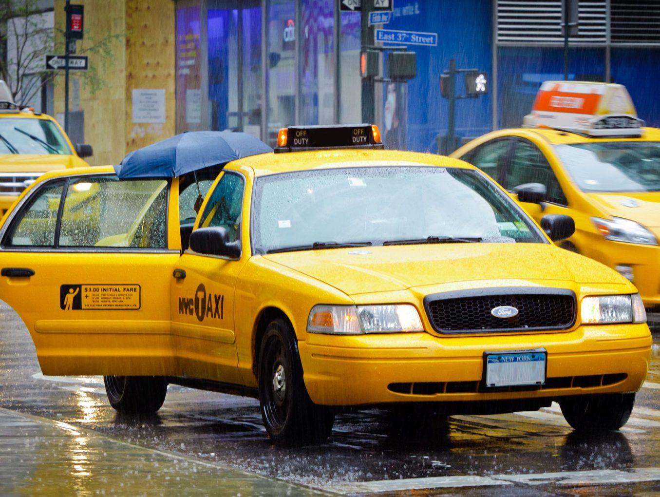 Cab Types: Vans