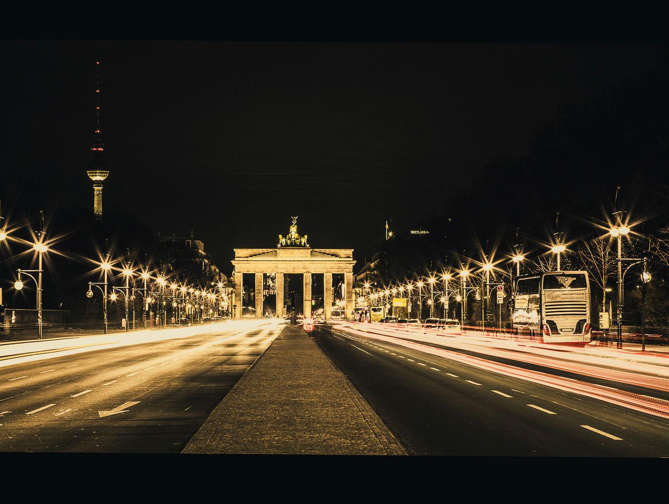 Bus & Coach Hire Berlin