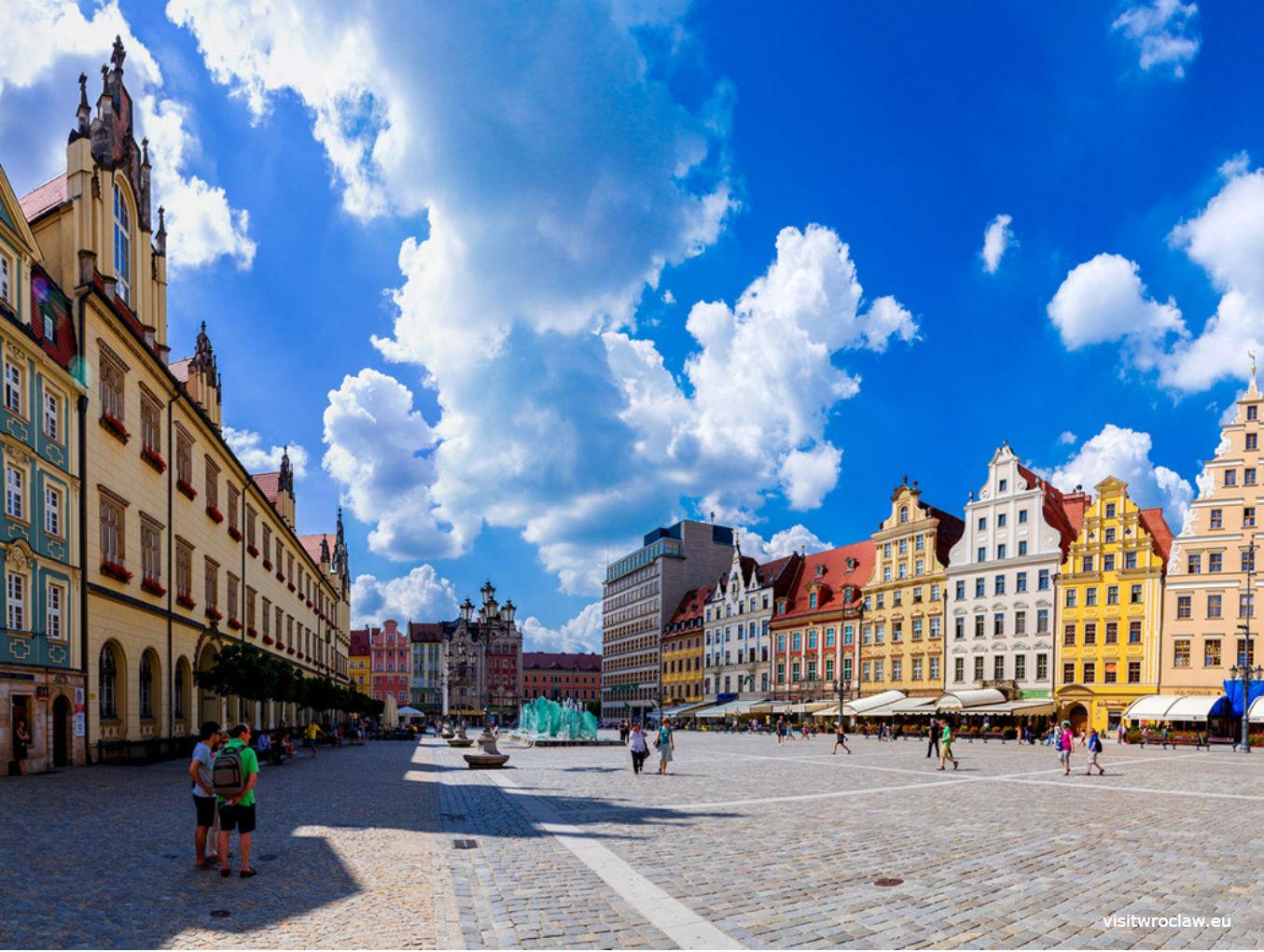Bus & Coach Hire Wroclaw